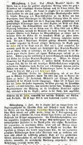 Fränkische Zeitung (Ansbacher Morgenblatt) 7. Juni 1866, S. 3